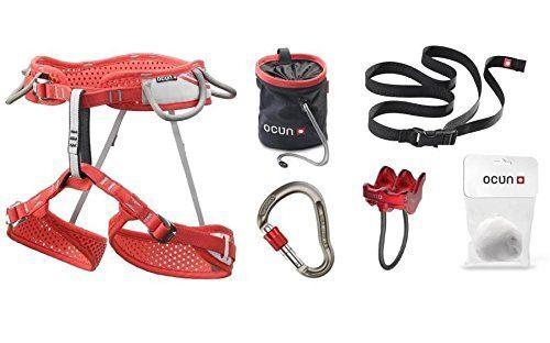 Climbing WeBee Lady Set red