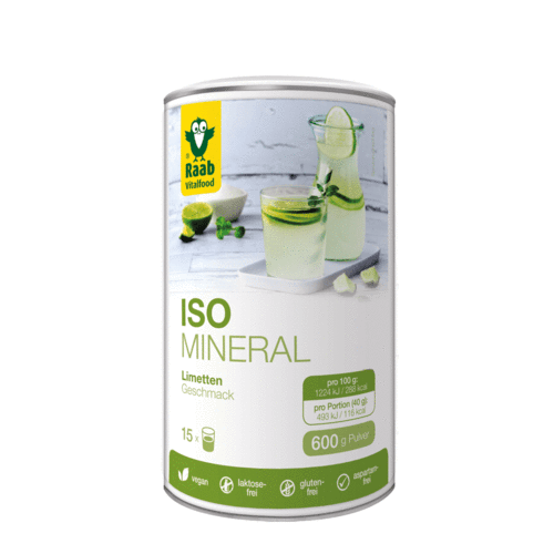 ISO Mineral Limette
