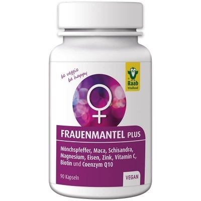 Frauenmantel Plus