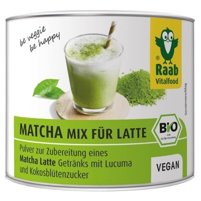 Matcha Mix Latte