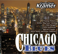 """Crazy"" Chris Kramer - Chicago Blues"