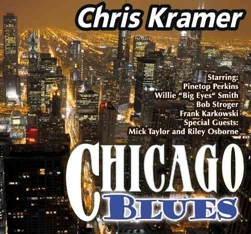 Chris Kramer - Chicago Blues ENGLISH VERSION