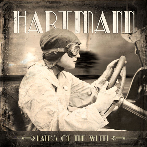 "Hartmann ""Hands On The Wheel"" LP"