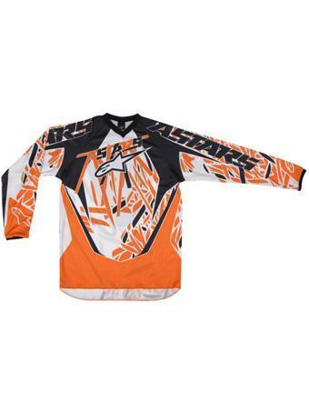 ALPINESTARS YOUTH RACER JERSEY