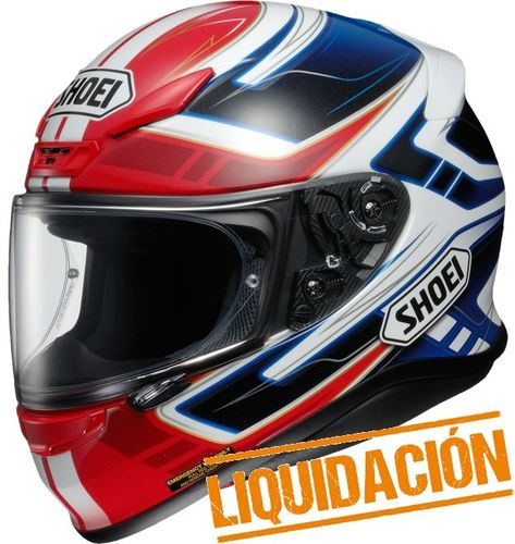 SHOEI NXR VALKYRIE TC-1 (-20%)