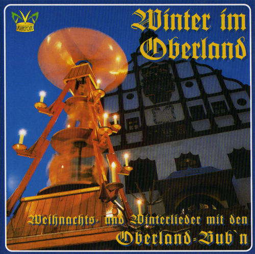 Oberland Bub'n: Winter im Oberland (CD)