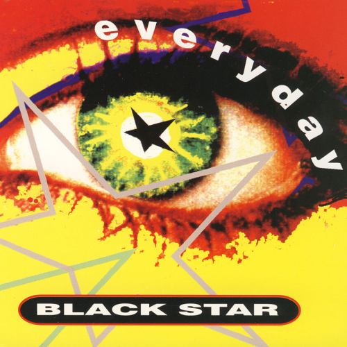 Black Star: Everyday (MCD)