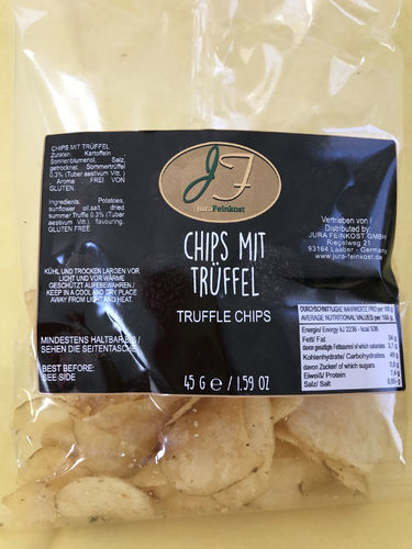 Trüffel Chips 45 g netto