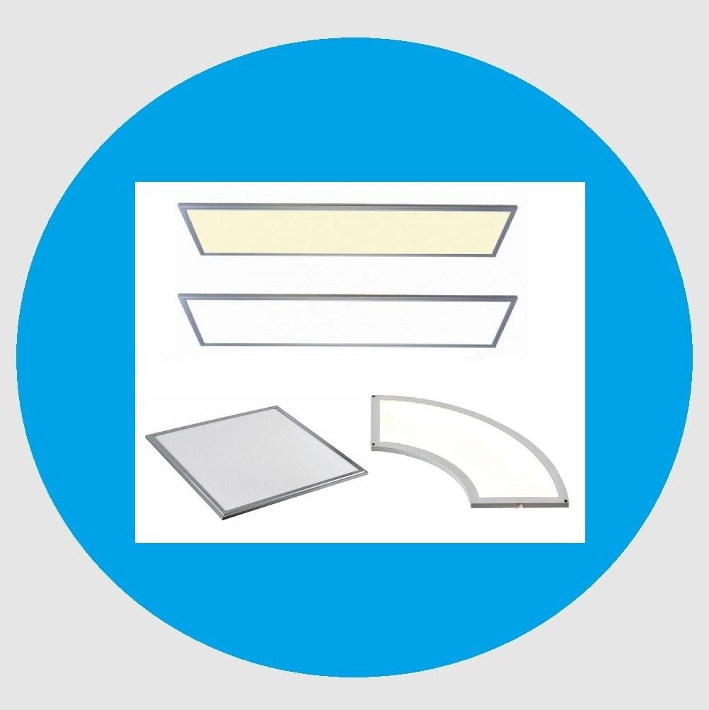 zurück Übersicht: LED-Panelen