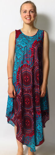 DC Line Dress Simone blue