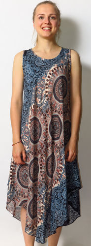 DC Line Dress Simone grau