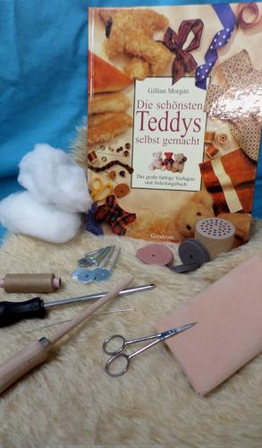 Teddybären + Stofftiere - Bastelsets / Bastelpackungen ...