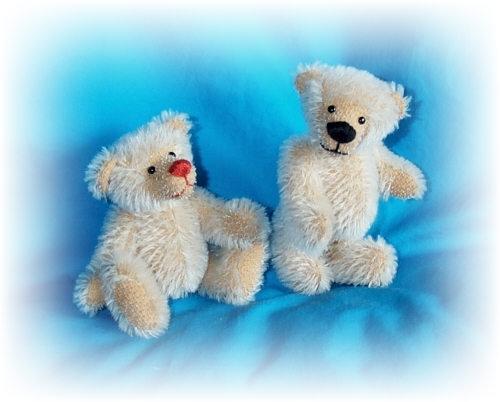 Bastelpackung / Schnitt Teddybär Handy 12 cm - Pummbaeren ...