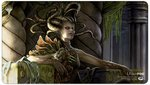 Playmat Vraska, Golgari Queen