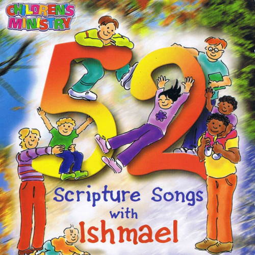 52 Scripture Songs Songbook (Disc 1)