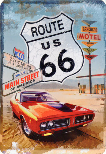 Route 66 Main