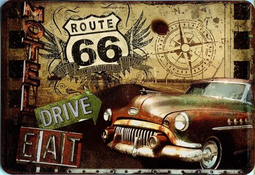 Route 66 - Drive Eat