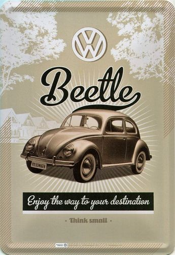 VW Beetle - Enjoy the way