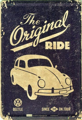 VW Beetle - The original ride