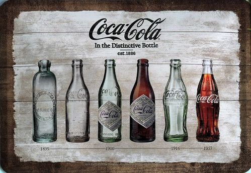 Coca-Cola in Distinctive Bottles